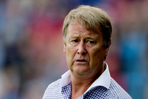Åge Hareide og Helsingborg spilte uavgjort i den første kampen i 2. kvalikrunde til mesterligaen.