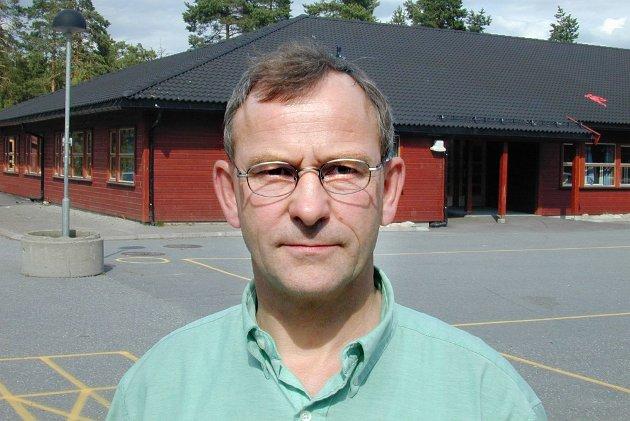 VIL HA STANS: - Byggearbeidene i den aktuelle delen av Løkenåsen må om nødvendig stanses til detaljreguleringsplanen er utarbeidet og vedtatt, mener Hallstein Flesland.