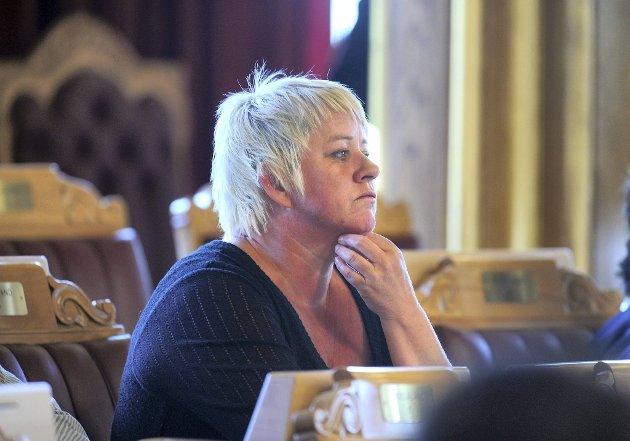 Stortingsrepresentant Eirin Sund (Ap).