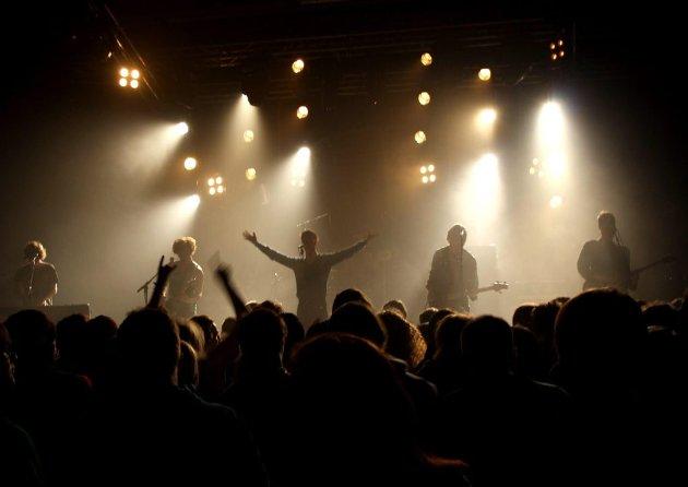 KOMMER TILBAKE: Sivert Høyem, Vidar Vang, Tungtvann, Violet Road, Taliban Airways og Moddi har alle det til felles at de har spilt på Rock mot Rus i sine ungdomsåra. Og samtlige har returnert til Andenes også i voksen alder, da med nye bandkonstellasjoner eller med nye artistnavn.