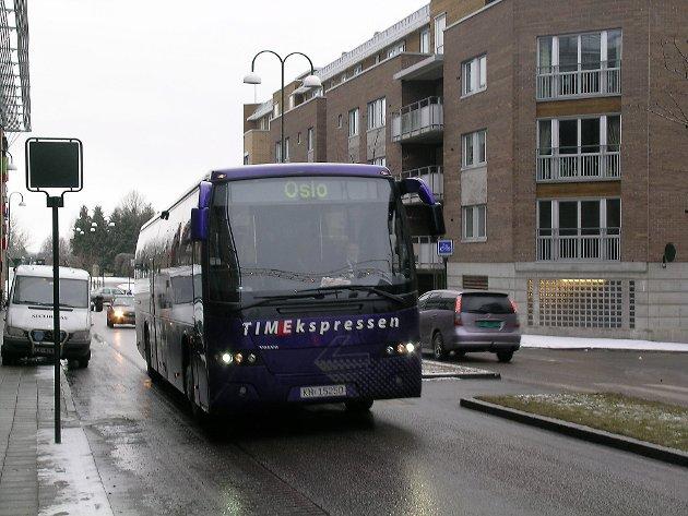 En ny avtale mellom Østfold kollektivtrafikk og TIMEkspressen bidrar til å gi flere reisemuligheter i Østfold. Blant annet vil linje 3 mellom Sarpsborg og Halden bli styrket, opplyser Østfold kollektivtrafikk.