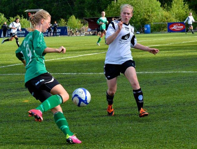 Kaupanger spelte mot Førde 20. juni. Alle foto: Keth Øren