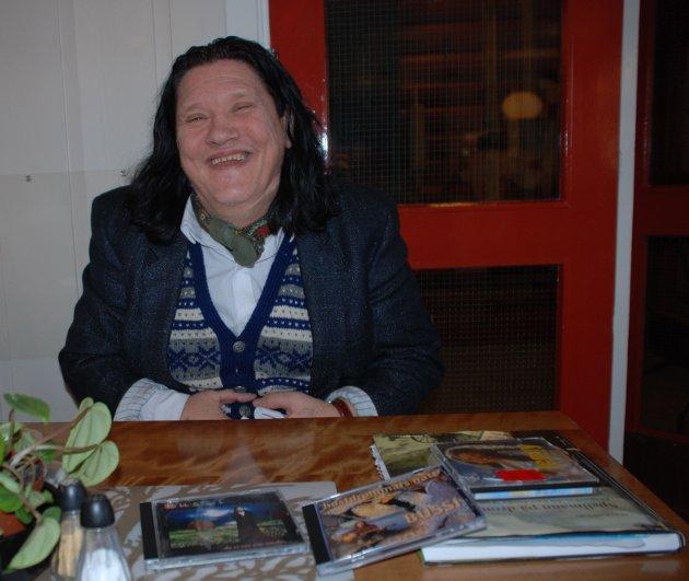 FINT PÅ HADELAND: Det var godt å vokse opp på Hadeland, forteller plateaktuelle Hilmar Bussi Karlsen.