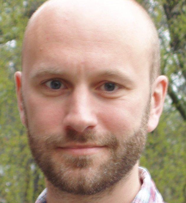 Svein Vigeland Rottem  Leder av nordområde- programmet ved FNI
