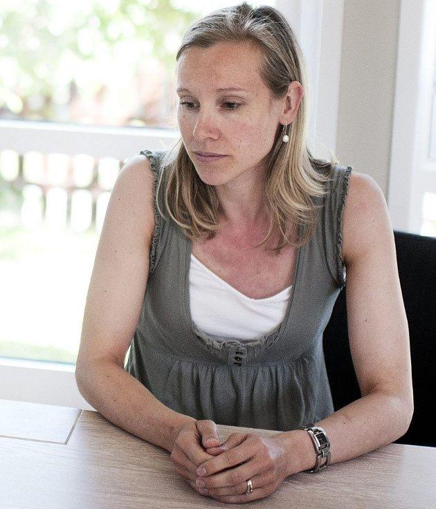 FORTVILET: Kathrine Skau Sivertsen synes barn er mer eller mindre uten rettigheter i barnehagen.