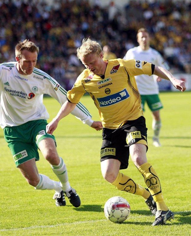 TIL KONGSVINGER? Hvis Jon Midttun Lie bestemmer seg for det, kan han spille for Kongsvinger denne sesongen.