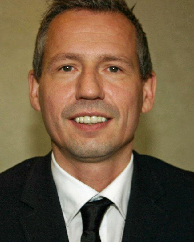 Ordfører Bård Anders Langø, Ap, 39, salgssjef Rica Hotel, Sandnessjøen