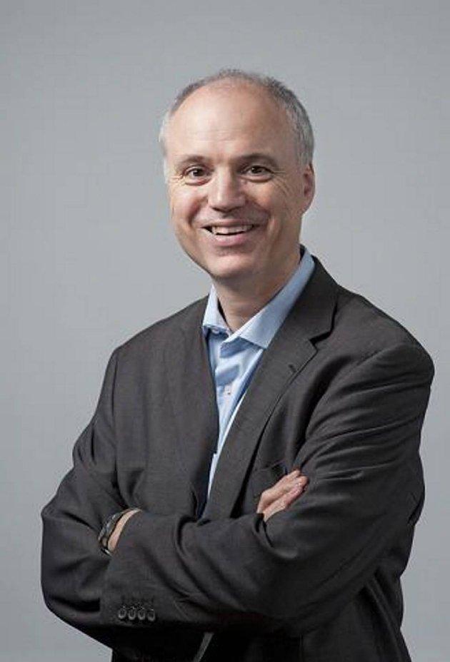 Lars Arne Ryssdal, Høyres generalsekretær.