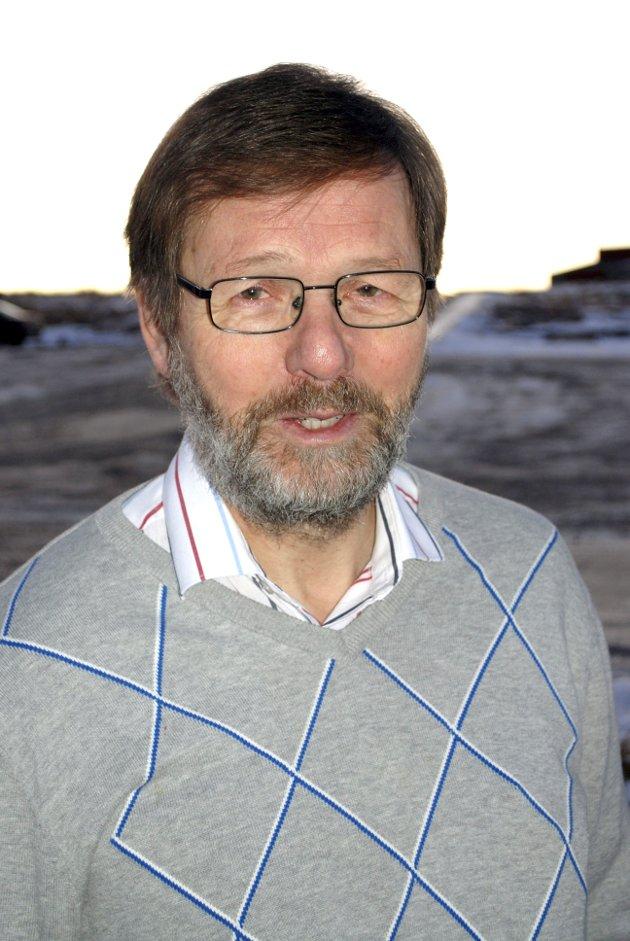 GJENNOMSLAG: Otto Strand (KrF) kritiserte forut for møtet en økning av godtgjørelsen i den størrelsen Ap, SV og Høyre ville. Med vedtaket sikret Strand seg en halv seier.