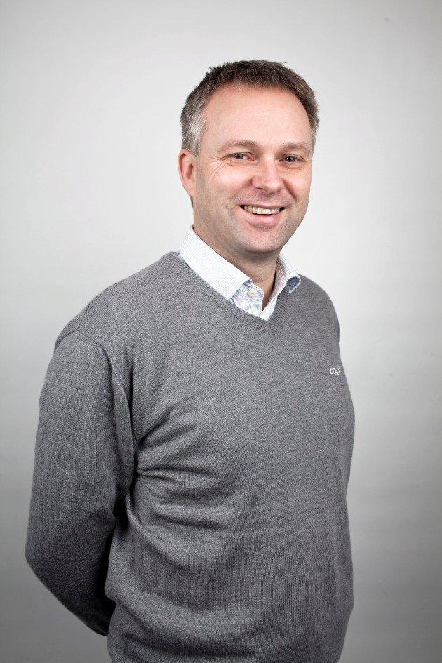 Ansvarleg redaktør i Firda, Yngve Årdal.