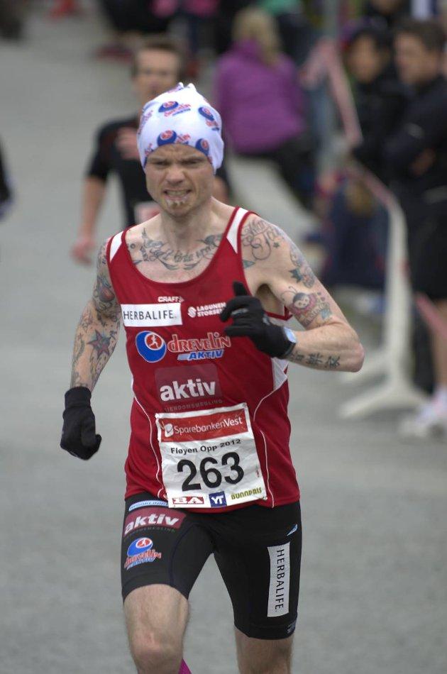 Bjørn Tore Taranger fra BFG Fana.