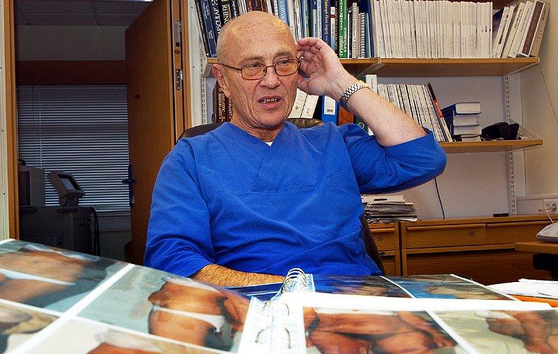 Dr. John O. Nordgaard og Plastikkirurgisk institutt omsatte for over fem millioner kroner på kosmetiske operasjoner i 2004.