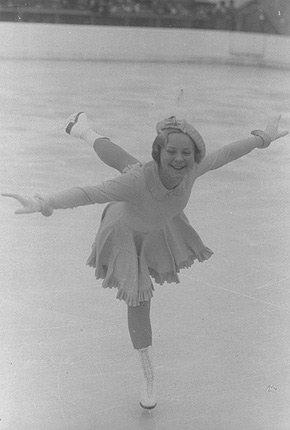 Garmisch Partenkirchen februar 1936.              (Foto: IOC Olympic Museum Collections )