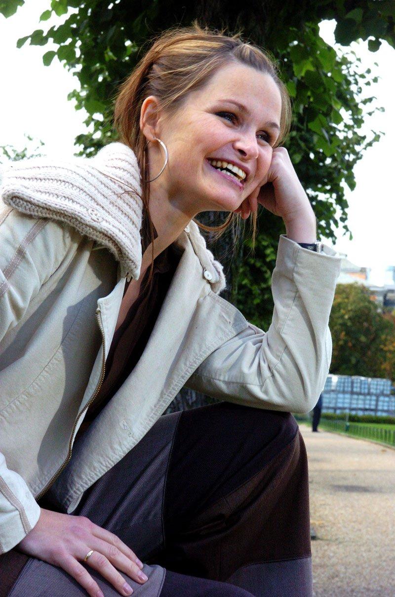 Karoline Krüger.