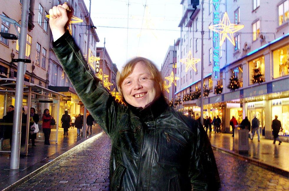 Årets Bergenser 2004, Kurt Nilsen.