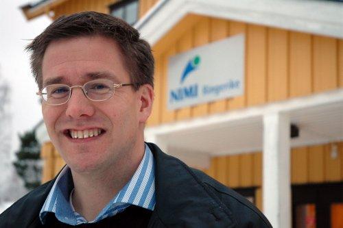 NYKOMMER: Espen Rooth og NIMI Ringerike vil ha flere hundre rehabiliteringspasienter fra Helse Øst innom Helgelandsmoen i løpet av 2006.
