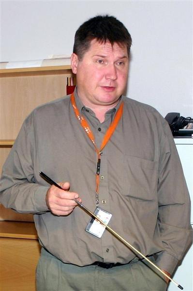 Lufthavnsjef Charles Kristiansen i Alta er glad over beslutningen fra styret i Avinor.