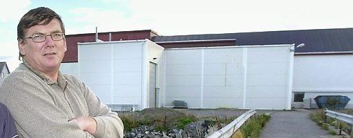 SENTER:  Vi håper at det etter hvert kan bygges opp et senter for lite utnyttede ressurser på Abelvær, men i første omgang vil det stort sett dreie seg om mottak og pakking av blåskjell og kongesnegl, sier Tormod Haugan i Abelvær Næringsutvikling AS.