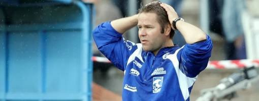 Sture Fladmark og Hødd fikk det tøft etter en OK start på sesongen.