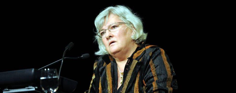 Fritt Ord-prisvinner Nina Karin Monsen angrer ikke på sine uttalelser.