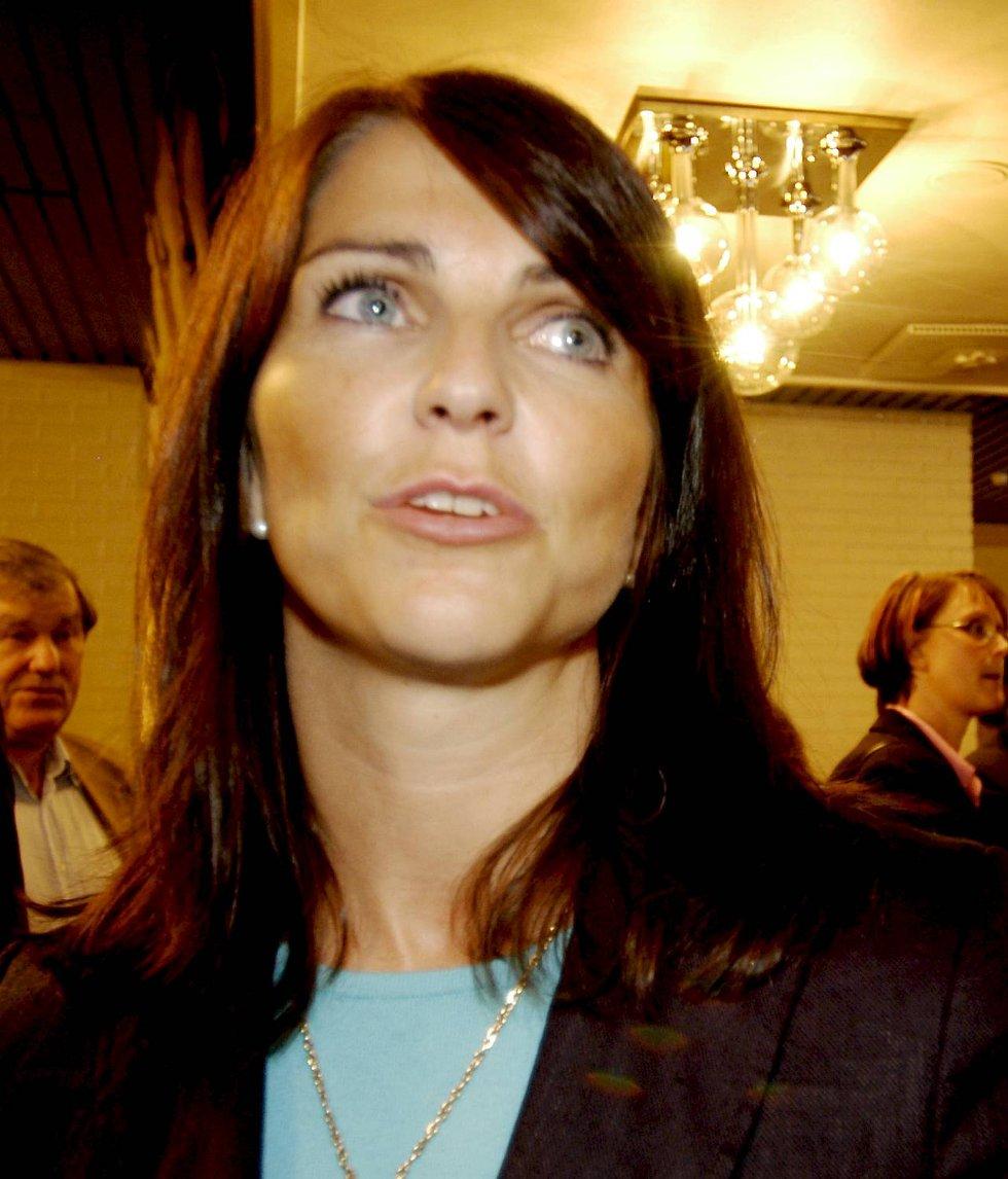 FRIELES NYE FLAMME: Renate Hjortland Bøe (42).