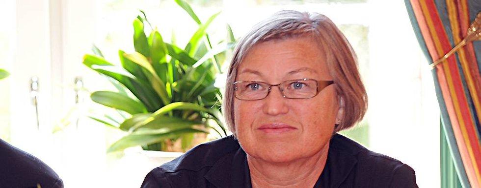 Laila Dåvøy (KrF) er en av de politiske veteranene blant sykepleierne på Stortinget.