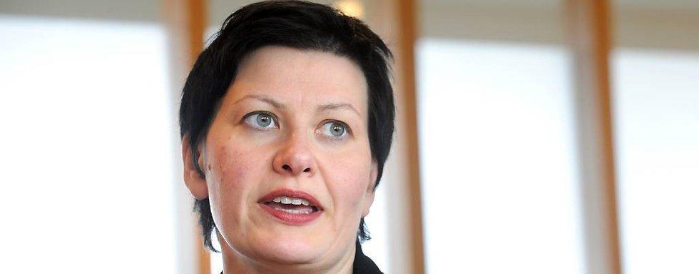 Helga Pedersen inntar etter mye å dømme Stortinget som Arbeiderpartiets parlamentariske leder.