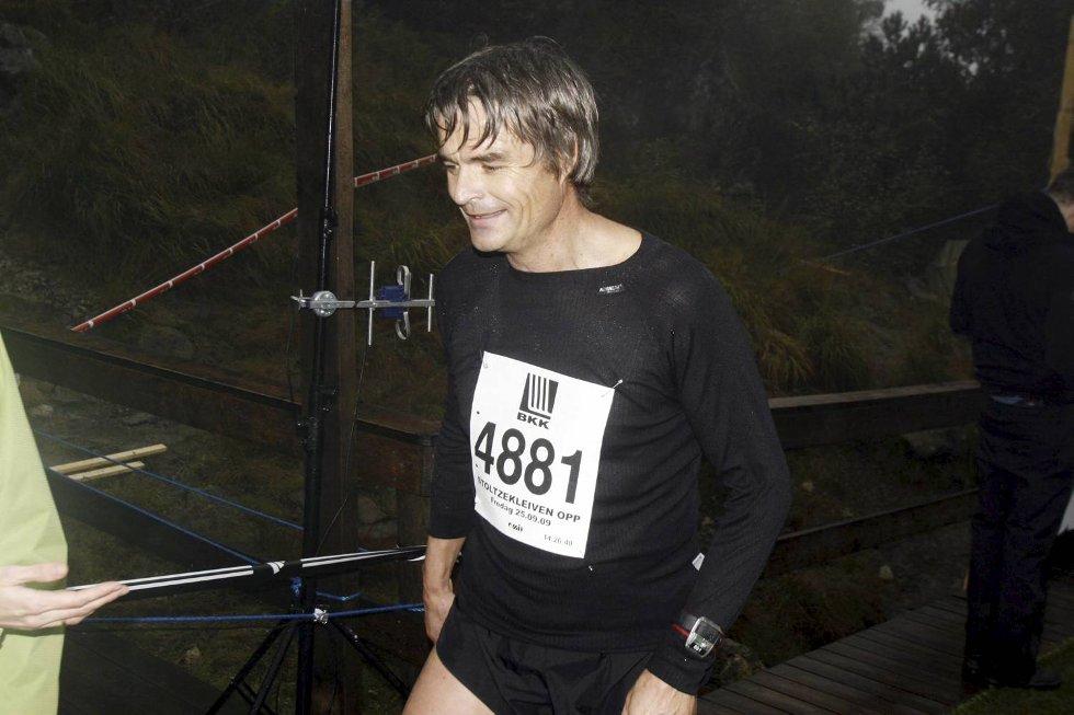 Eldar Lien i klasse 50-54 år. (Foto: Anders Mo Hanssen)