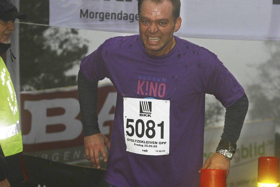 Hans Øksenvåg i klasse 40-44 år. (Foto: Anders Mo Hanssen)
