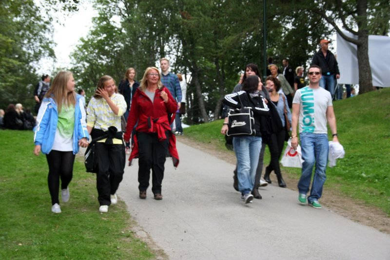 Folk i Parken 2010 (Foto: )