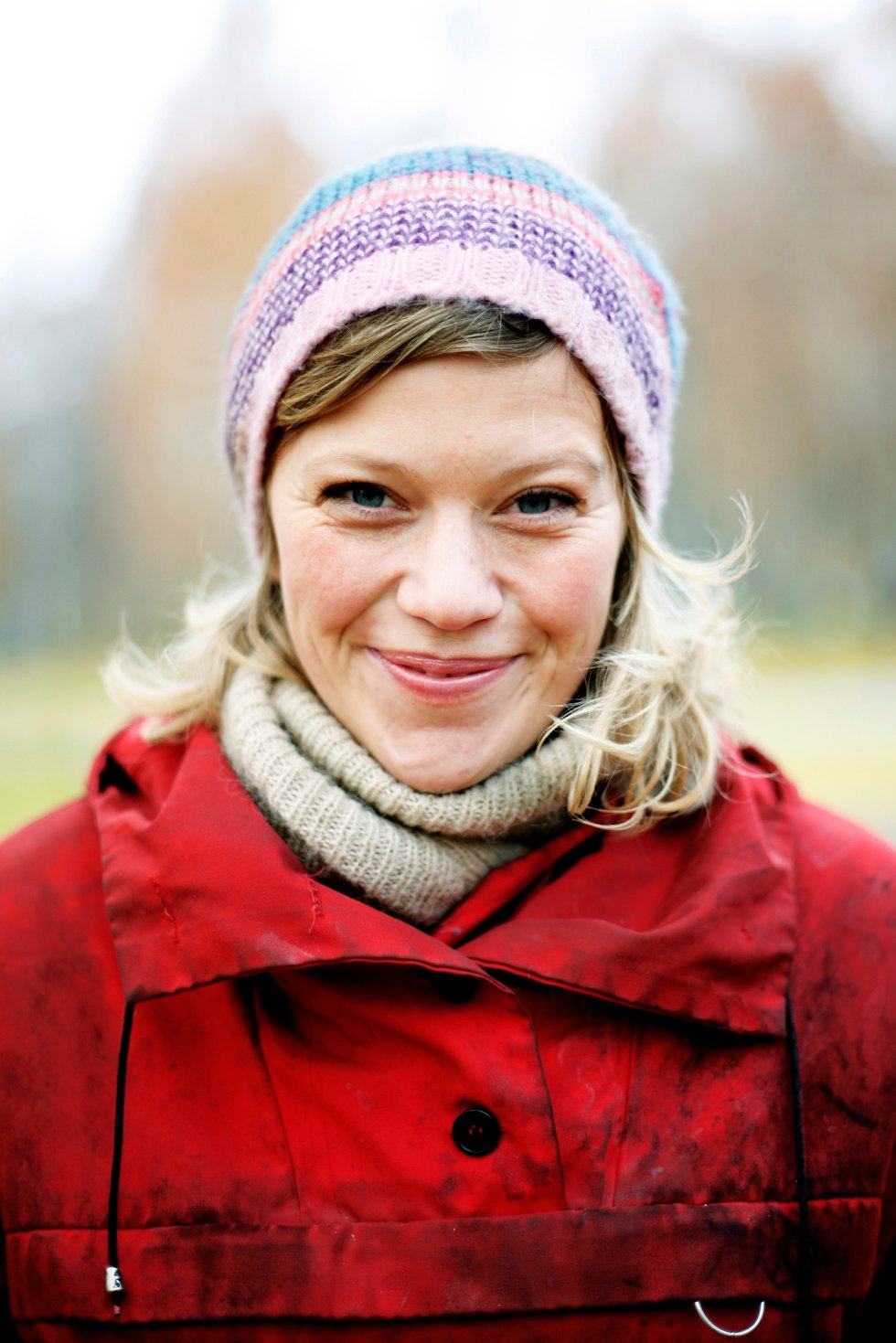 Johanna Mørck.