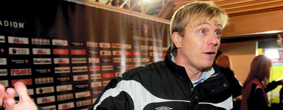 FORLATER KIL: Tony Gustavsson informerte onsdag KIL-spillerne om at han ikke fortsetter i klubben.