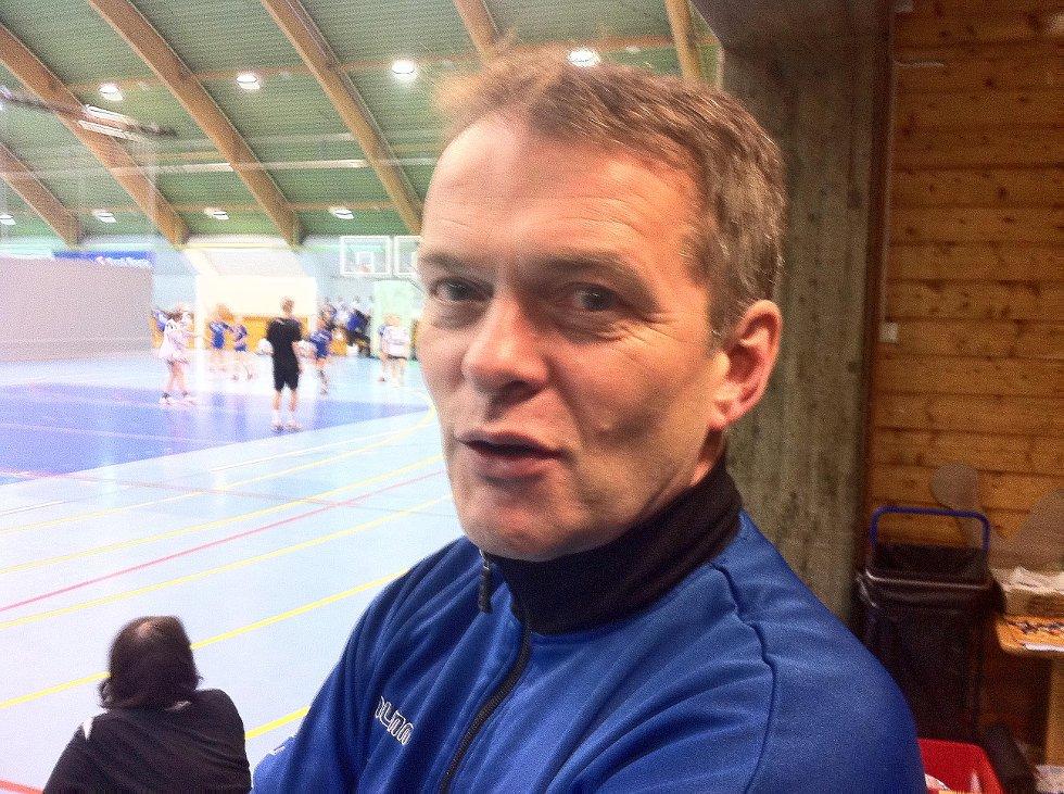 LETTET: Bossekop-leder Egil Mofoss er glad klubben ikke ble verre rammet i ulykken i Lavangsdalen.