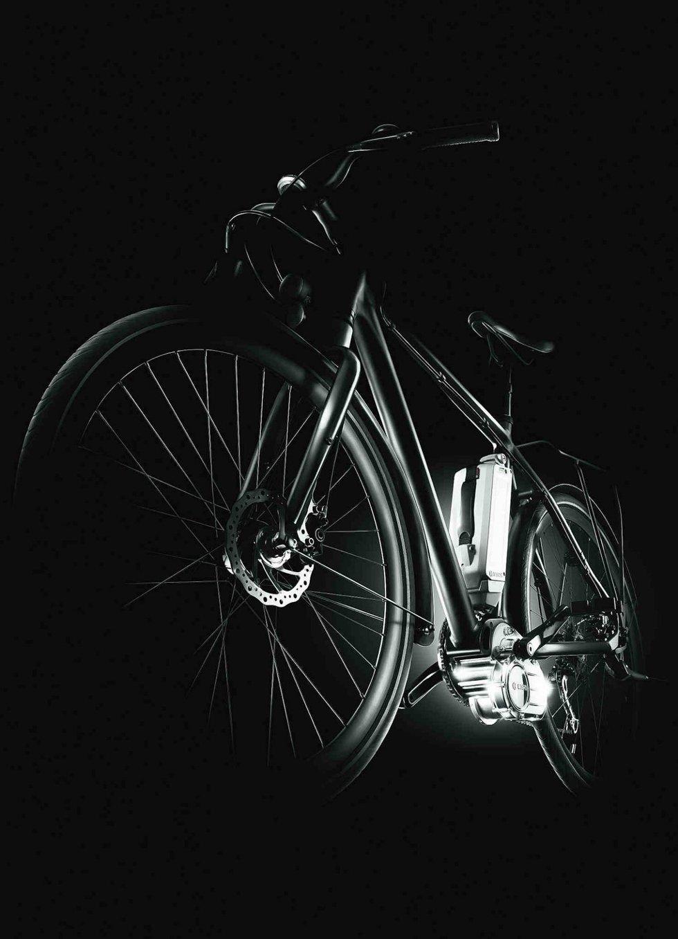 Bosch håper 20 prosent av syklene vil rulle rundt med deres el-motorer i nærmeste framtid.