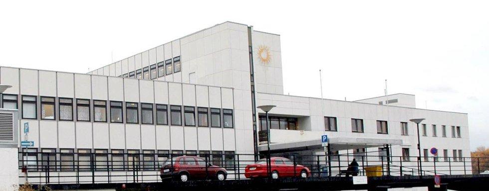 Det eksisterende sykehuset i Kirkenes blir historie.