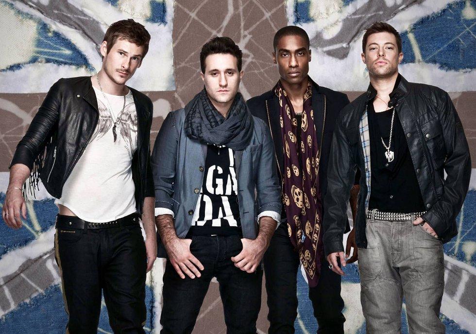 Boybandet Blue gjør comeback for å representere Storbritannia i årets Eurovision Song Contest.
