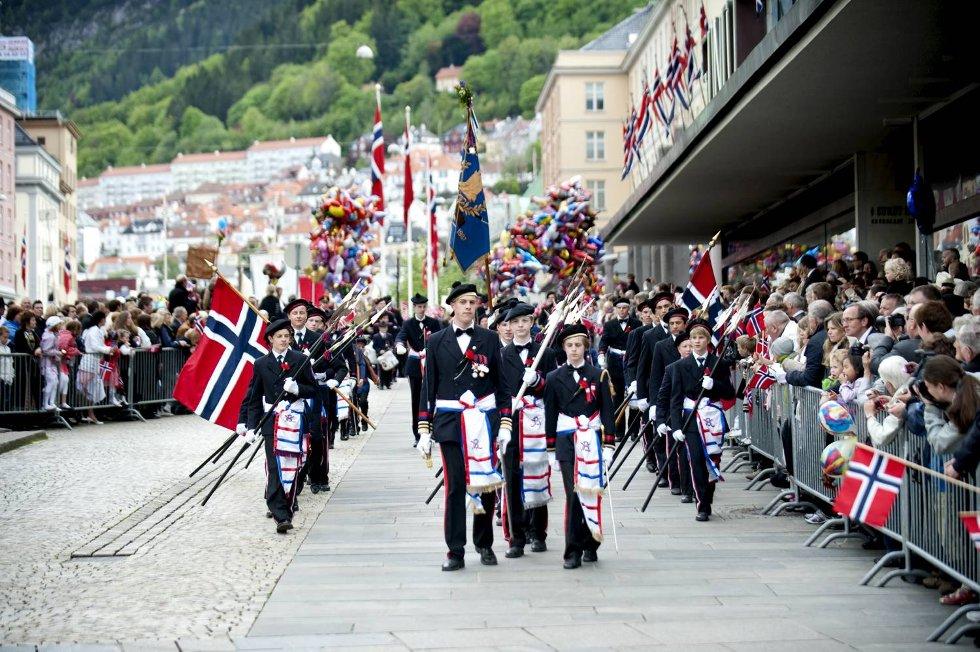 Mathismarkens Bataljon imponerte BAs jury.  (Foto: Skjalg Ekeland)