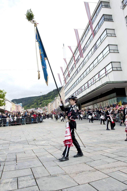 Sandvikens Bataljon  (Foto: Skjalg Ekeland)