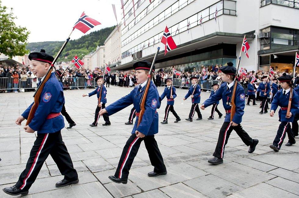 Fra Meyermarken med stil.  (Foto: Skjalg Ekeland)