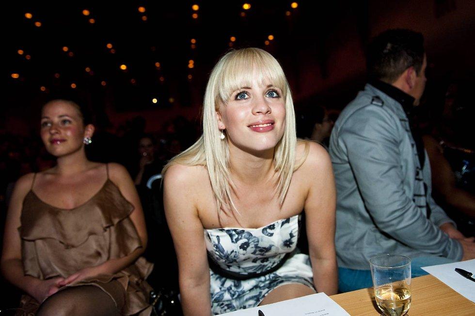 Christine Guldbrandsen var blant juryen i Grieghallen. (Foto: VIDAR LANGELAND)