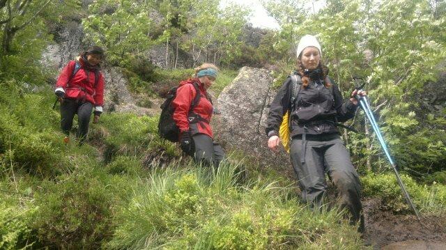 7-fjellsturen 2011. (Foto: Nikita Solenov)