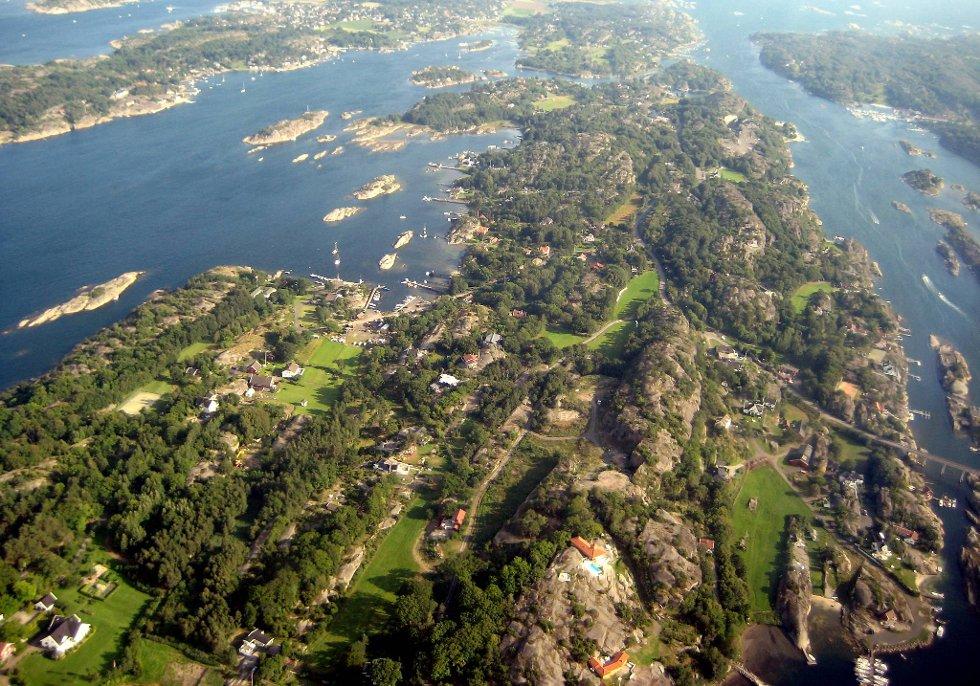 I 2010 var Tjøme i Vestfold det dyreste stedet å kjøpe hytte her i landet.