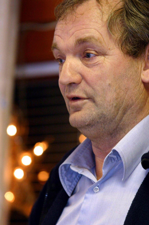Steinar Olaisen døde fredag.