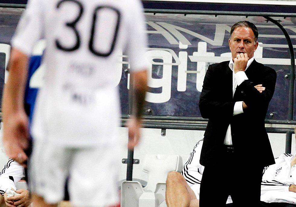 Jan Jönsson og RBK må legge grunnlaget for nye Europa-eventyr på hjemmebane onsdag.