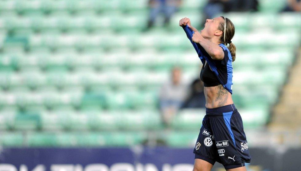 Trine Rønning og Stabæk vant.