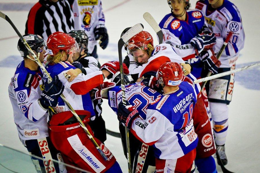GET ligaen , Ishockey , 17.09.2010 , Jordal Amfi , Vålerenga v Sparta , , Foto: Thomas Andersen (Foto: Thomas Andersen)