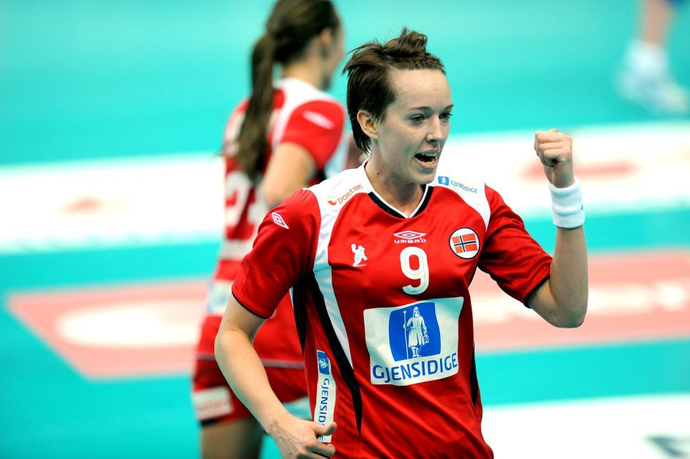 Kristine Lunde-Borgersen er tilbake på landslaget igjen.