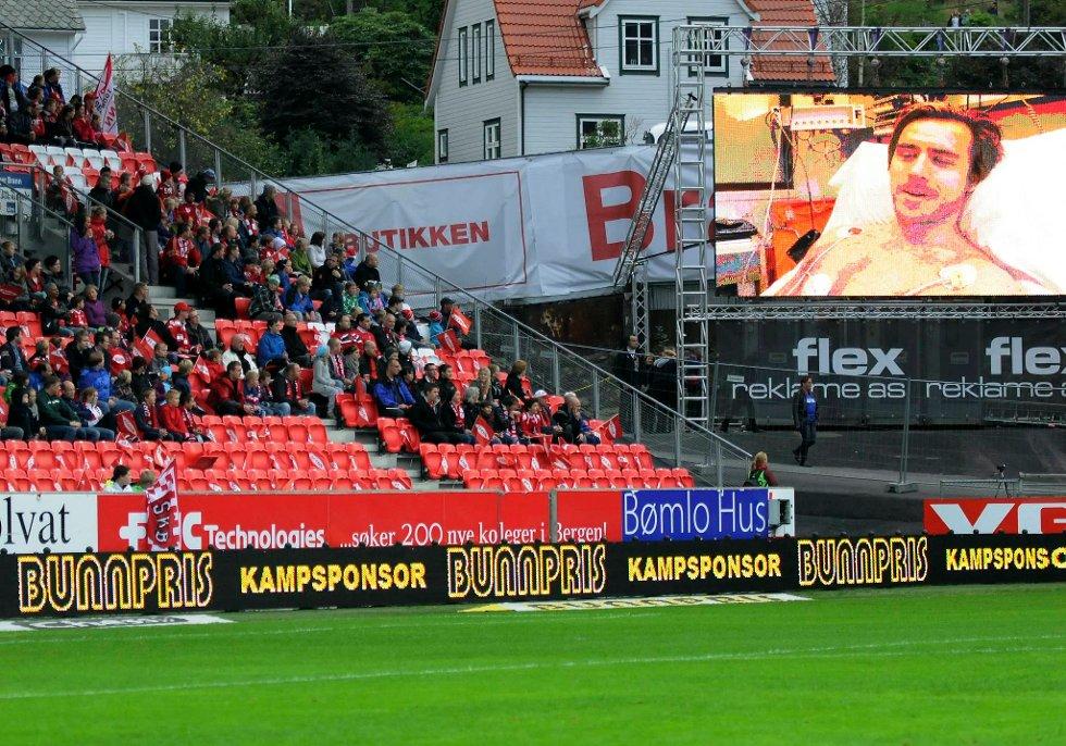Brann vil utestenge Vålerenga-supportere etter oppførselen søndag.