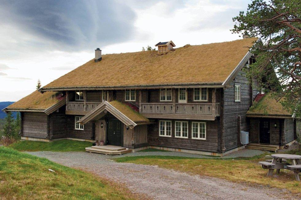 Norske hoteller ser ut til å få en bra sommersesong. Her er Hotell Noreheim på Norefjell.