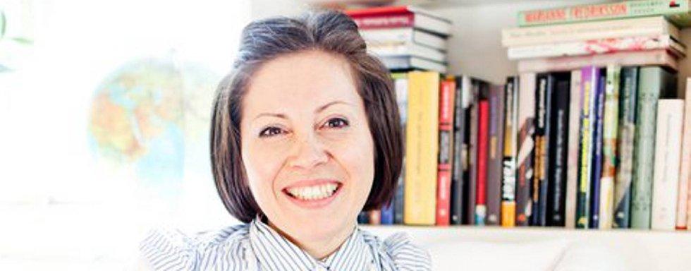Dette er en kjempestor ære for meg, sier prisvinner Cecilia Dinardi.